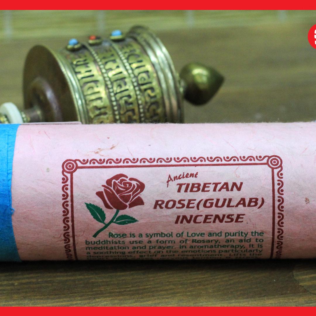 Тибетская роза